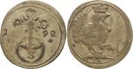 Dreier 1692  BA Henneberg, Grafschaft Gemeinschaftsprägungen nach der T... 125,00 EUR  +  5,00 EUR shipping