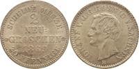 2 Neugroschen 1869  B Sachsen-Albertinisch...