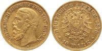10 Mark Gold 1879  G Baden Friedrich I. 1856-1907. sehr schön  275,00 EUR  +  5,00 EUR shipping