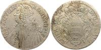 Rektoratstaler 1765 Ragusa (Dubrovnik) Republik 1358-1805. Justiert, Fu... 95,00 EUR kostenloser Versand