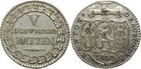 5 Batzen 1820 Schweiz-Graubünden  Vorzüglich-  150,00 EUR kostenloser Versand