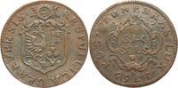 6 Sols 1765 Schweiz-Genf, Stadt  Stempelfehler, sehr schön  25,00 EUR  +  5,00 EUR shipping