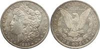 Dollar 1885  O Vereinigte Staaten von Amerika  Schöne Patina, kleine Kr... 35,00 EUR  +  5,00 EUR shipping