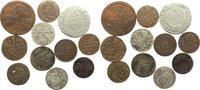 1750 Deutsche Münzen bis 1871 Sachsen Schön-sehr schön, zusammen  65,00 EUR  +  5,00 EUR shipping