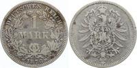 1 Mark 1876  J Kleinmünzen  Schön  5,00 EUR  +  5,00 EUR shipping