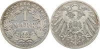 1 Mark 1892  J Kleinmünzen  Schön+  8,00 EUR  +  5,00 EUR shipping