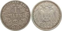 1 Mark 1893  J Kleinmünzen  Schön-sehr schön  8,00 EUR  +  5,00 EUR shipping