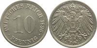 10 Pfennig 1896  D Kleinmünzen  Vorzüglich  6,00 EUR  +  5,00 EUR shipping
