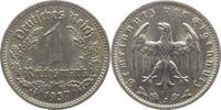 1 Mark 1937  J Drittes Reich  Sehr schön-vorzüglich  15,00 EUR  +  5,00 EUR shipping