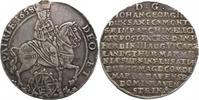 1/2 Taler 1658 Sachsen-Albertinische Linie...