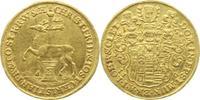 Dukat 1725 Stolberg-Stolberg Christoph Friedrich und Jost Christian 170... 1750,00 EUR free shipping