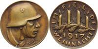 Bronzemedaille 1917 Münchner Medailleure K...