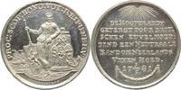 Silbermedaille 1781 Niederlande Wilhelm V. 1766-1802. Selten, vorzüglic... 875,00 EUR free shipping