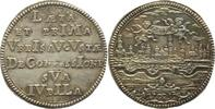 Silberabschlag vom Dukaten 1730 Augsburg-Stadt  Schöne Patina, winz. Sc... 175,00 EUR kostenloser Versand