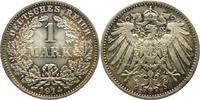 1 Mark 1914  E Kleinmünzen  Prachtexemplar, herrliche Patina, Stempelgl... 25,00 EUR kostenloser Versand