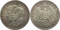 3 Mark 1914 Anhalt Friedrich II. 1904-1918. Winz. Randfehler, Schöne Pa... 65,00 EUR kostenloser Versand