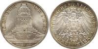 3 Mark 1913  E Sachsen Friedrich August III. 1904-1918. Schöne Patina, ... 40,00 EUR kostenloser Versand