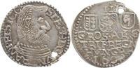 III Gröscher 1 1608 Siebenbürgen Stephan Bocskai 1604-1607. Gelocht, se... 125,00 EUR kostenloser Versand