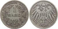 1 Mark 1896  F Kleinmünzen  Sehr schön  8,00 EUR kostenloser Versand