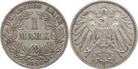 1 Mark 1899  E Kleinmünzen  Sehr schön  6,00 EUR kostenloser Versand