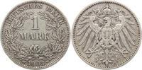 1 Mark 1903  E Kleinmünzen  Sehr schön  7,00 EUR kostenloser Versand