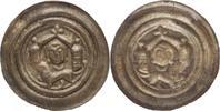 Brakteat 1170-1212 Anhalt Bernhard Herzog ...
