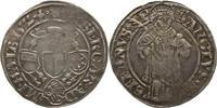 Breitgroschen 1524 Halberstadt-Bistum Albr...
