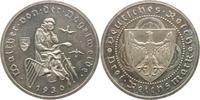 3 Mark 1930  A Weimarer Republik  Ganz win...