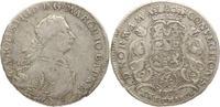 1/2 Konventionstaler 1768 Baden-Durlach Ka...