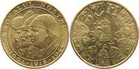 200 Lei Gold 1942 Rumänien Michael I. 1940...