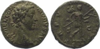 As 177-192 n. Chr. Kaiserzeit Commodus 177-192. Sehr schön +