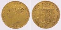 Half Sovereign Gold 1871 Großbritannien Vi...