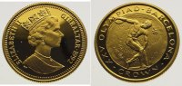 1/10 Crown Gold 1992 Großbritannien-Gibraltar  Polierte Platte  145,00 EUR  +  10,00 EUR shipping