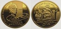 200 Zloty Gold 2007 Polen Republik nach 1989. Originaletui. Polierte Pl... 695,00 EUR  +  10,00 EUR shipping