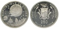 250 Francs 1969 Guinea Republik seit 1958....