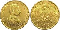 20 Mark  Gold 1914 A Preußen Wilhelm II. 1...