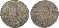1/12 Taler 1798 Sachsen-Albertinische Lini...