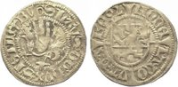 Schilling 1492 Pommern Bogislaw X. 1474-15...