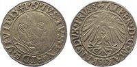 Groschen 1541 Preußen, Herzogtum (Ostpreuß...