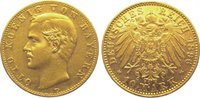 10 Mark Gold 1896  D Bayern Otto 1886-1913...