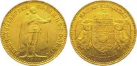 10 Korona Gold 1909 Ungarn Franz Josef I. ...