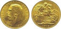 Pound Gold 1913  P Australien Georg V. 191...
