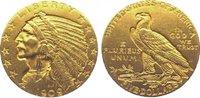 5 Dollars Gold 1909  D Vereinigte Staaten ...