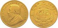 Pond Gold 1897 Südafrika Südafrikanische R...
