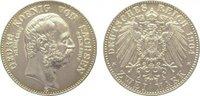 2 Mark 1904  E Sachsen Georg 1902-1904. Vo...