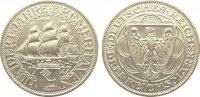 3 Mark 1927  A Weimarer Republik  Vorzüglich