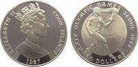 50 Dollars 1987 Cook Islands Elizabeth II....