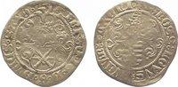 Zinsgroschen 1500-1507 Sachsen-Kurfürstent...