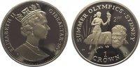 Crown 1999 Großbritannien-Gibraltar  Polie...