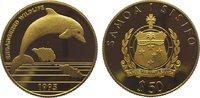 50 Dollars Gold 1995 Samoa Westsamoa 1962-...